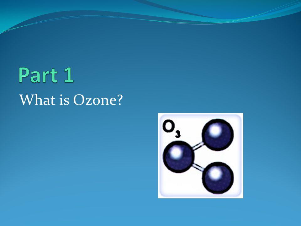 Synonyms: Triatomic oxygen CAS No.: 10028-15-6 Molecular Weight: 48.0 Heavier than CO2.