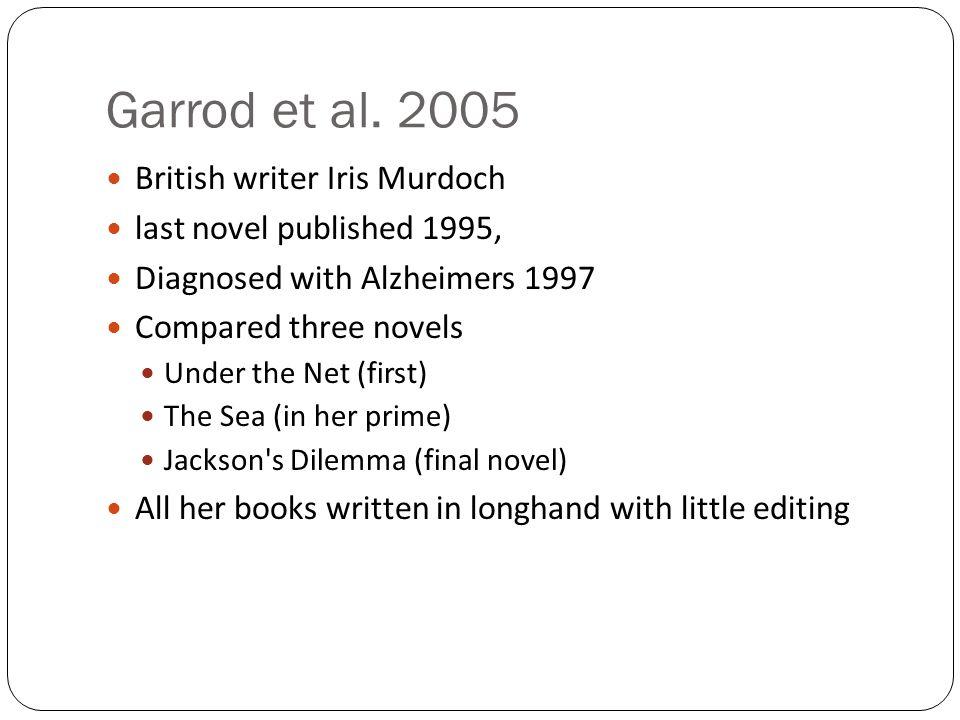 Garrod et al.