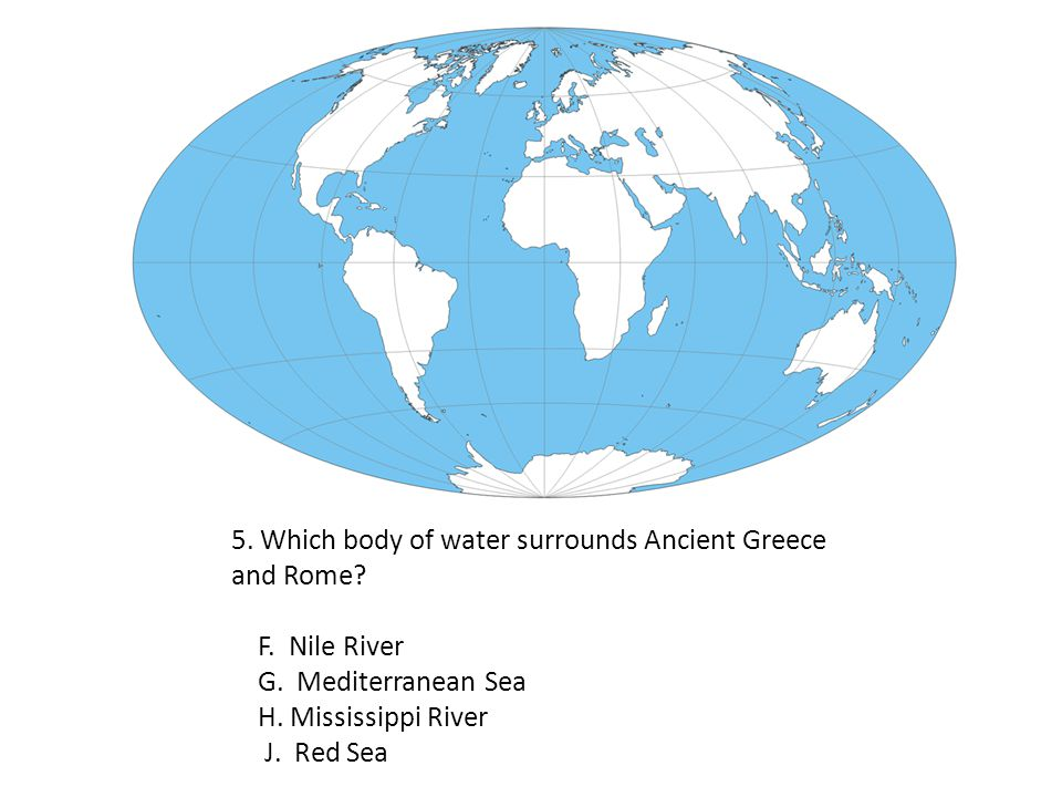 6.What type of government did the Ancient Greeks have.