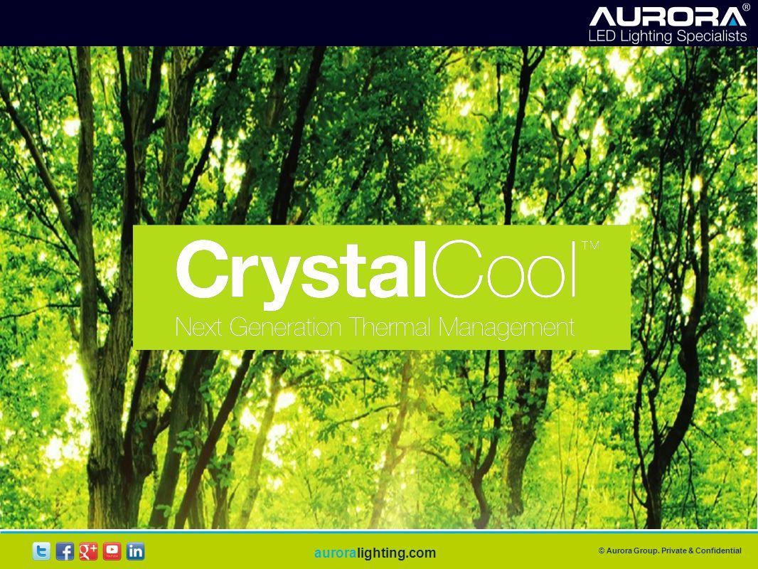 © Aurora Group. Private & Confidential auroralighting.com PATENTED THERMO-BLOCK