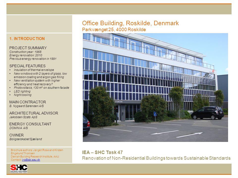Office Building, Roskilde, Denmark Parkvænget 25, 4000 Roskilde 1.