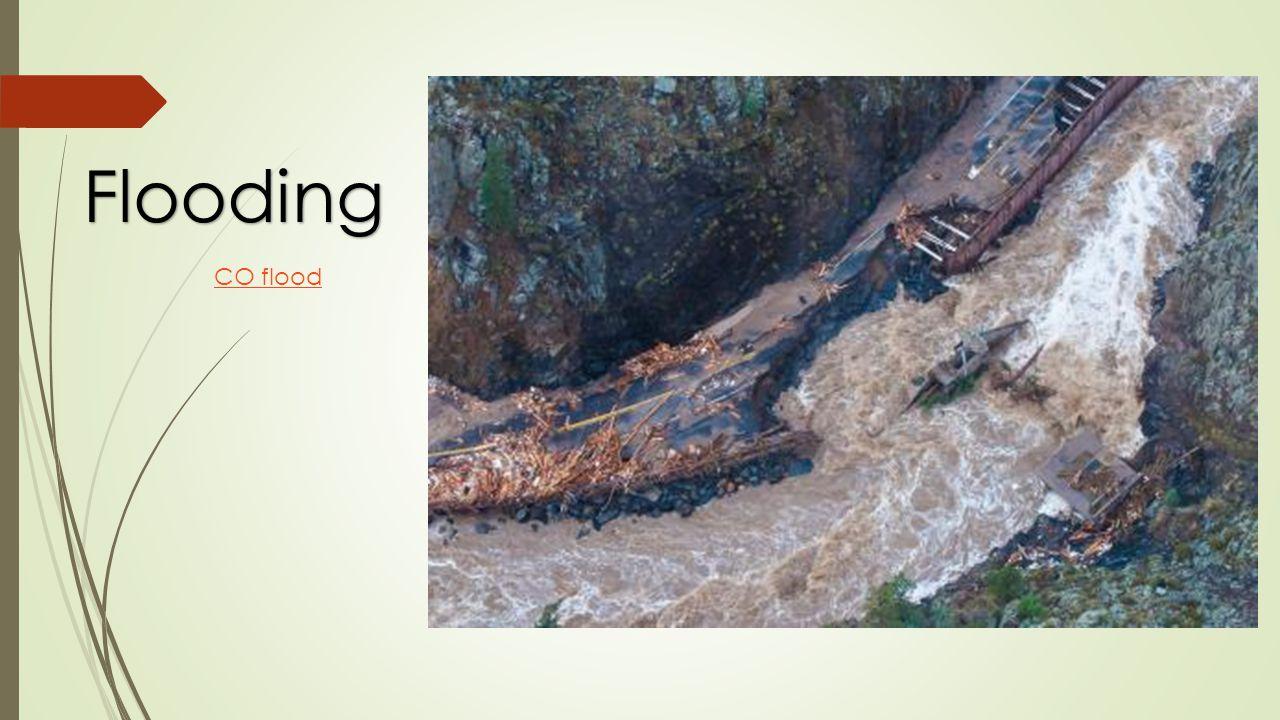 Flooding CO flood
