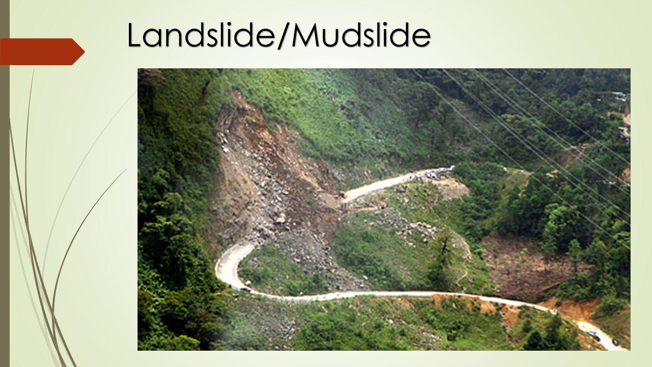 Landslide/Mudslide