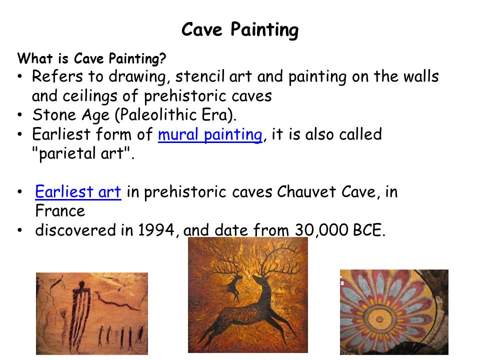 Cave Painting What is Cave Painting.