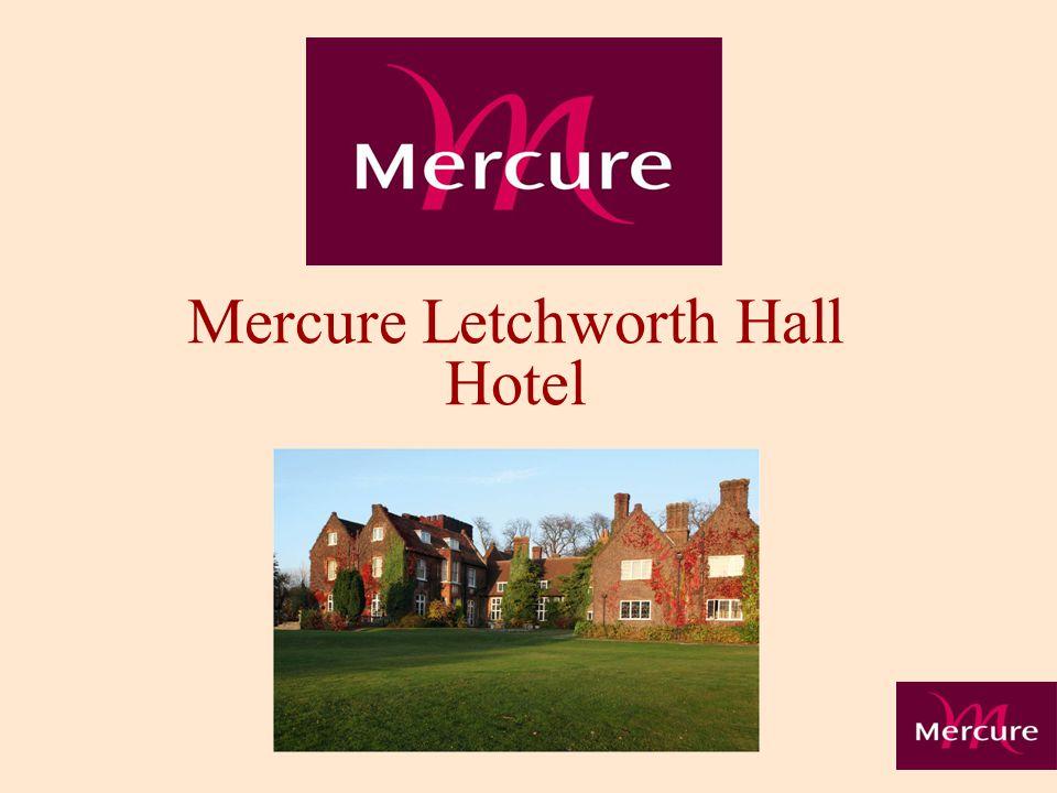 Mercure Letchworth Hall Hotel