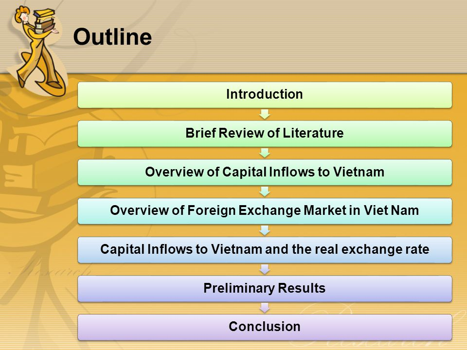 Introduction Capital inflows are defined as the increase in net international indebtedness of the private and the public sectors during a given period of time Definition Inflows that are driven by fundamental economic factors expected to be stable Inflows that are not driven by fundamental economic factors may be unstable Two types of inflows