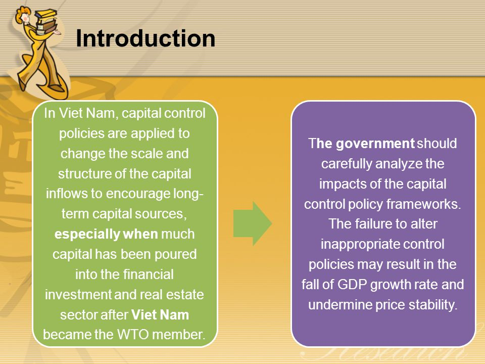 Overview of Capital Inflows to Vietnam