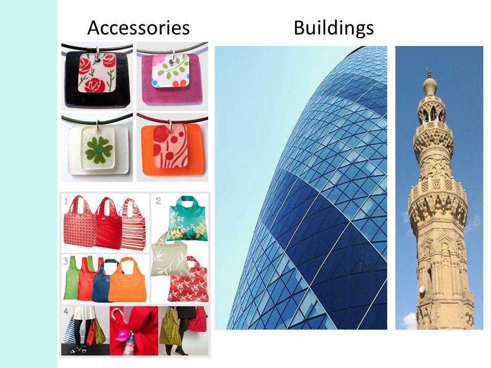 Accessories Buildings