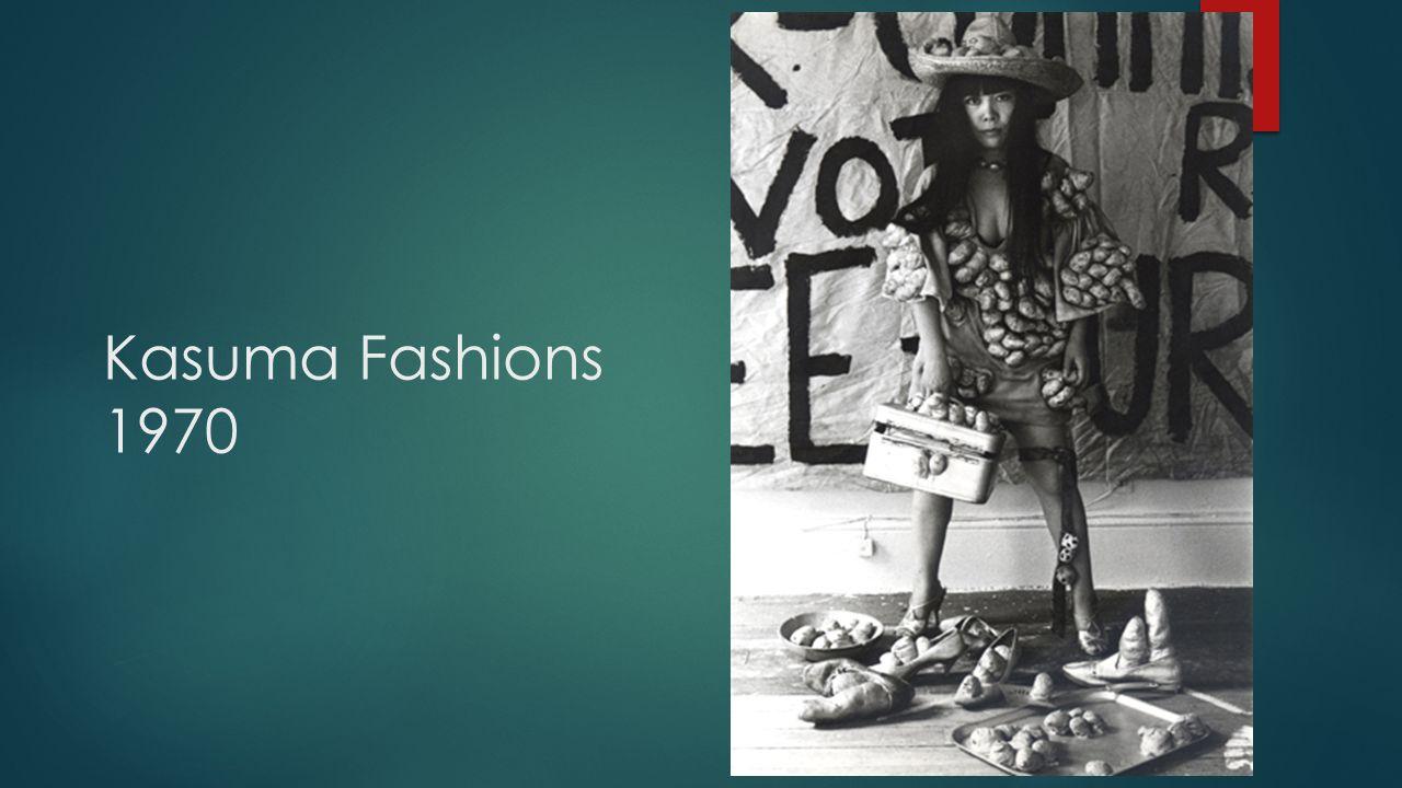 Kasuma Fashions 1970