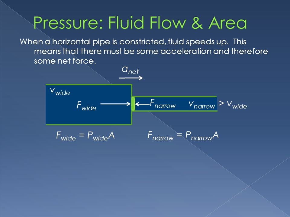 The figure below shows a portion of a pipe for oil with rectangular cross sections. If the flow speed at the bottom is v, what is the flow speed at th