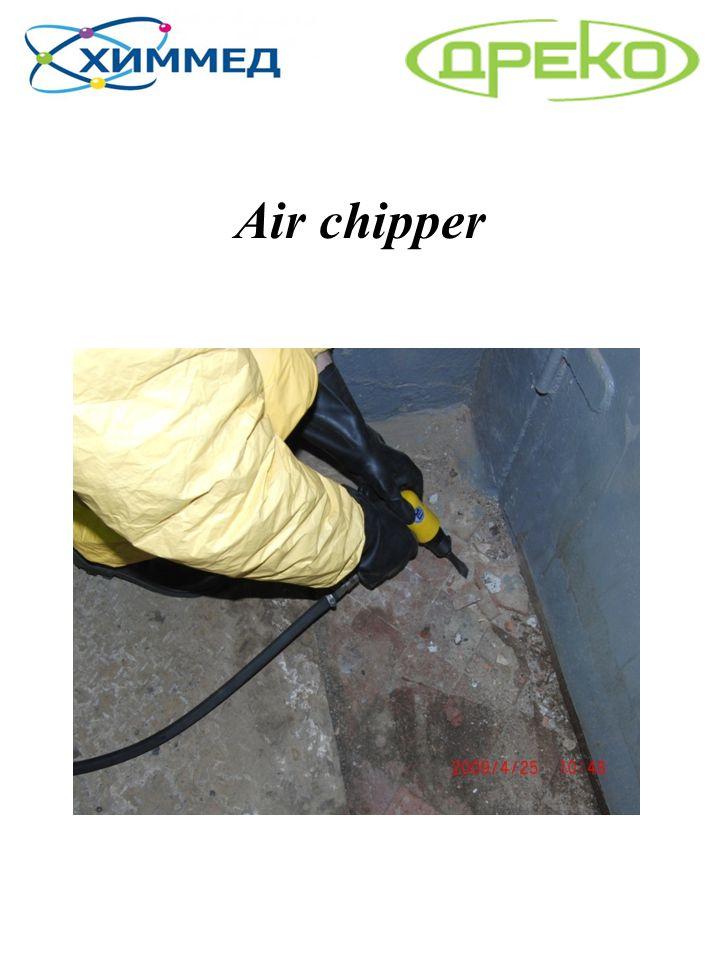Air chipper