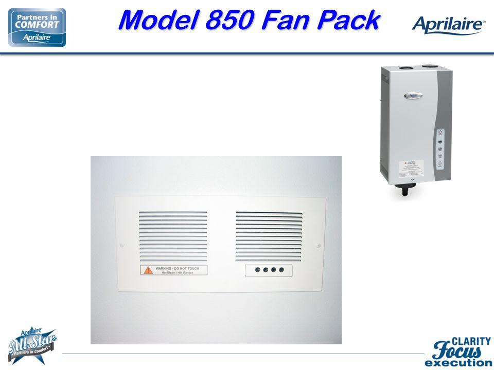 Model 850 Fan Pack