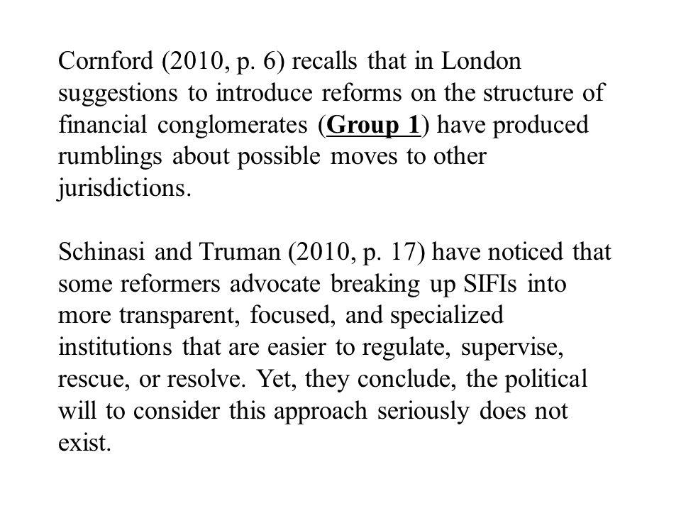 Cornford (2010, p.