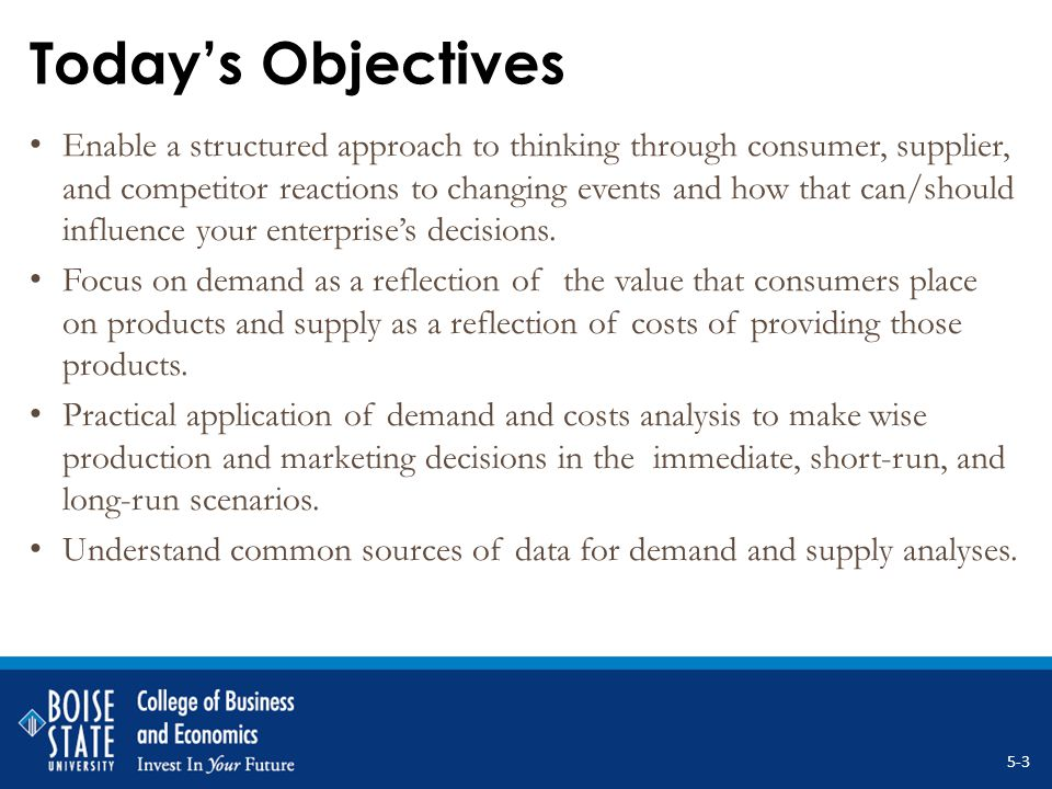 Special Topics from the Anti-Text Price expectations They do cause shifts in demand and supply that do not always lend themselves to simple modeling The basic theories still hold – they shift demand back and forth through time.