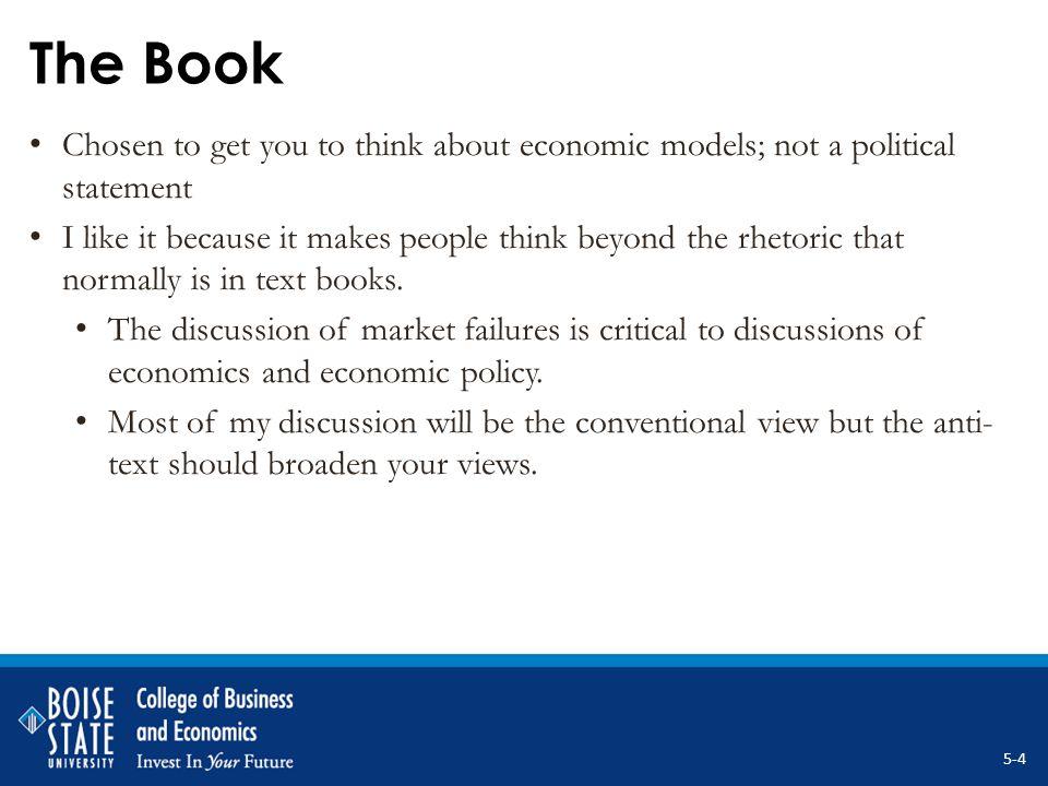 Todays Agenda Establish a framework for economic thinking.