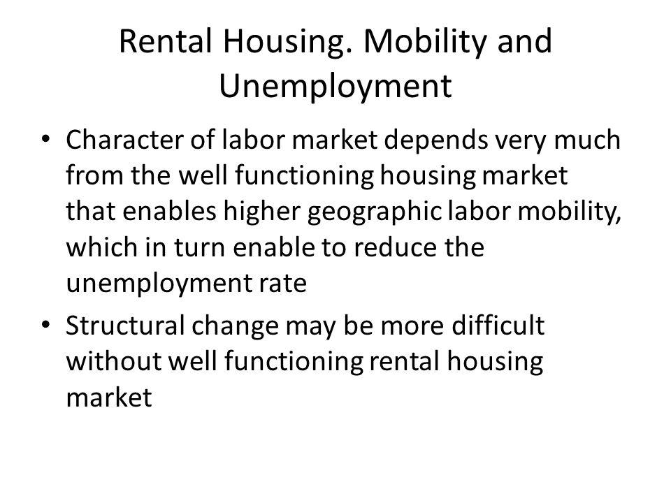 Rental Housing.
