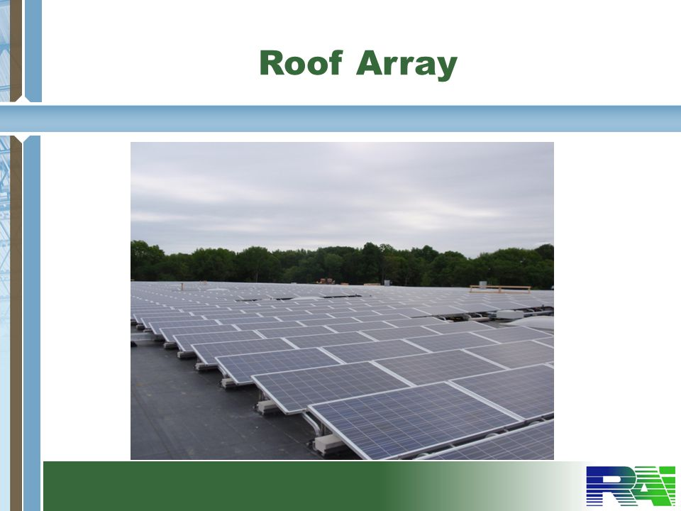 Roof Array