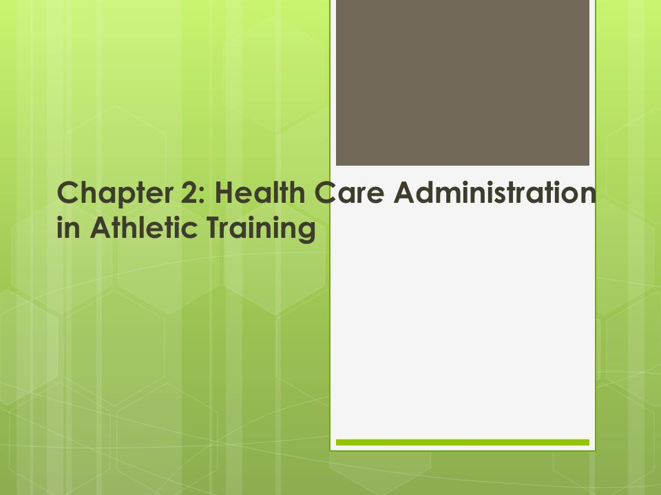 System of Healthcare Management Strategic Plan Development Determine why there is need for such a program Determine function of program within scope of athletic program Decision of administrators will determine extent of health care program Develop written mission statement to focus direction of program