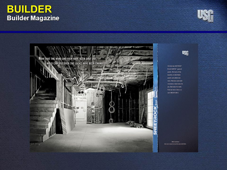 BUILDER Builder Magazine