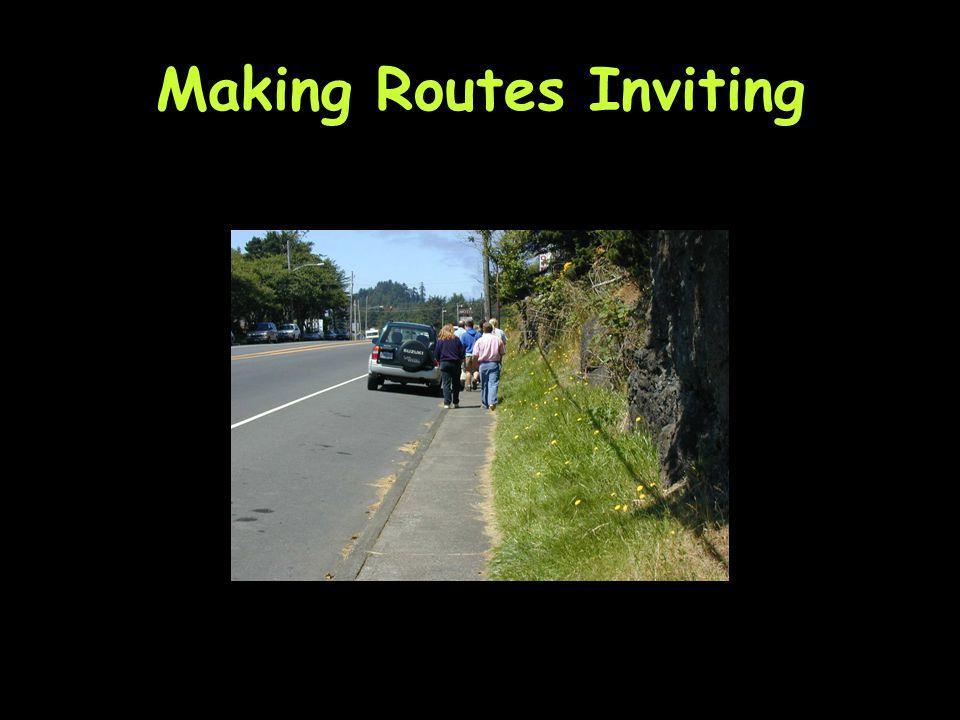 Providing a Route
