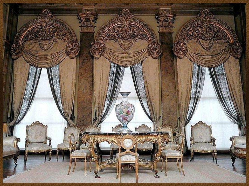 It's grand and sumptuous, with 285 rooms, 43 receptions rooms, and many other specialized areas