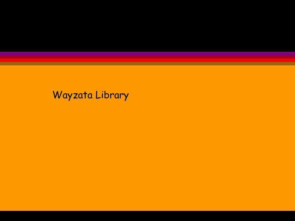 Wayzata Library