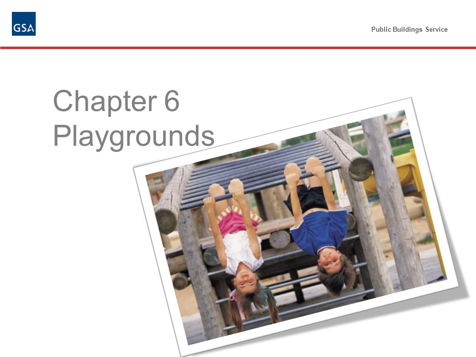 Chapter 6 Playgrounds