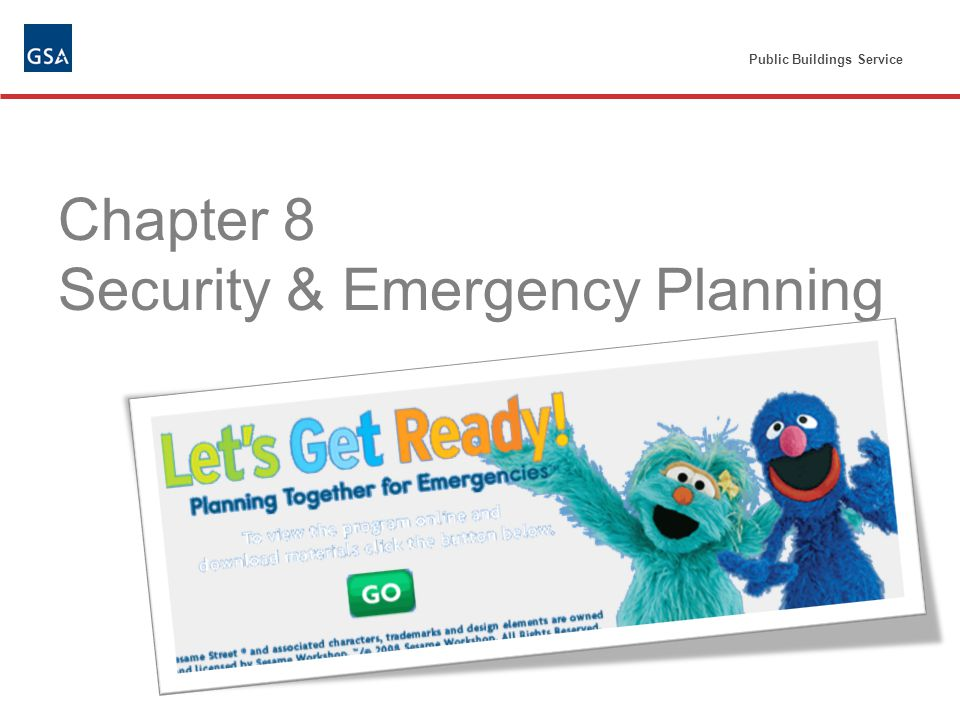 Chapter 8 Security & Emergency Planning