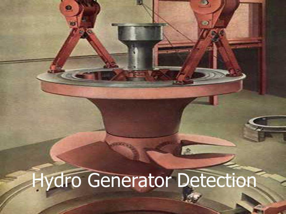 14 Hydro Generator Detection