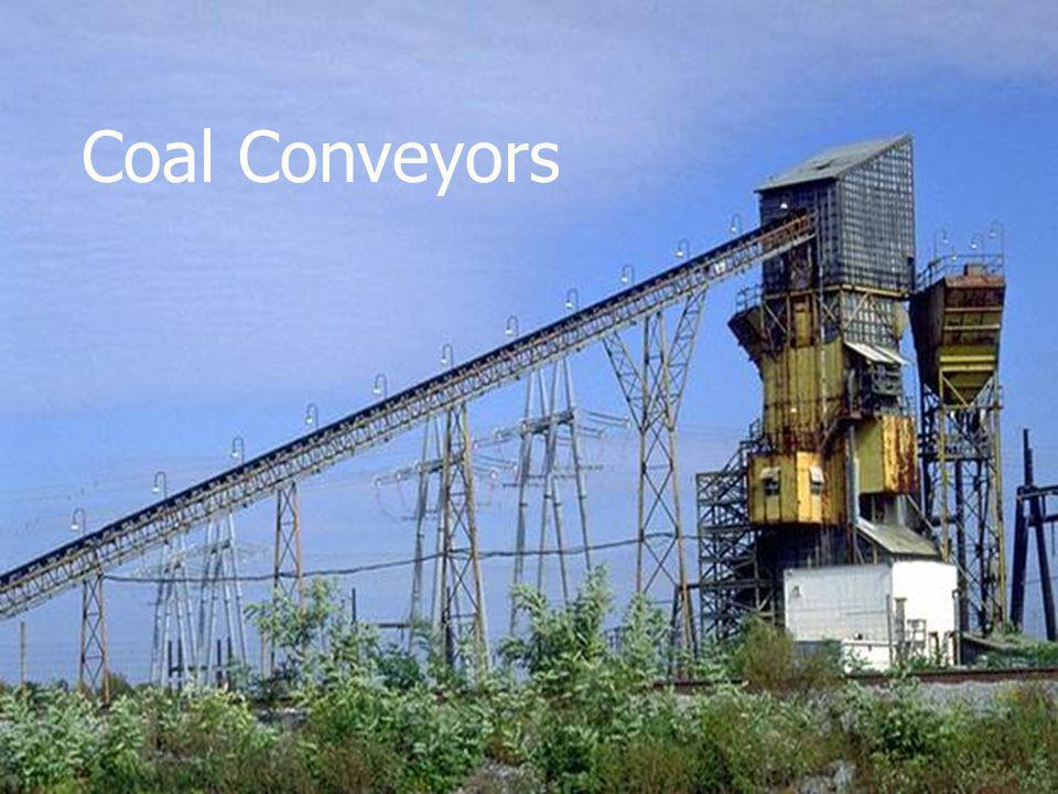 16 Coal Conveyors