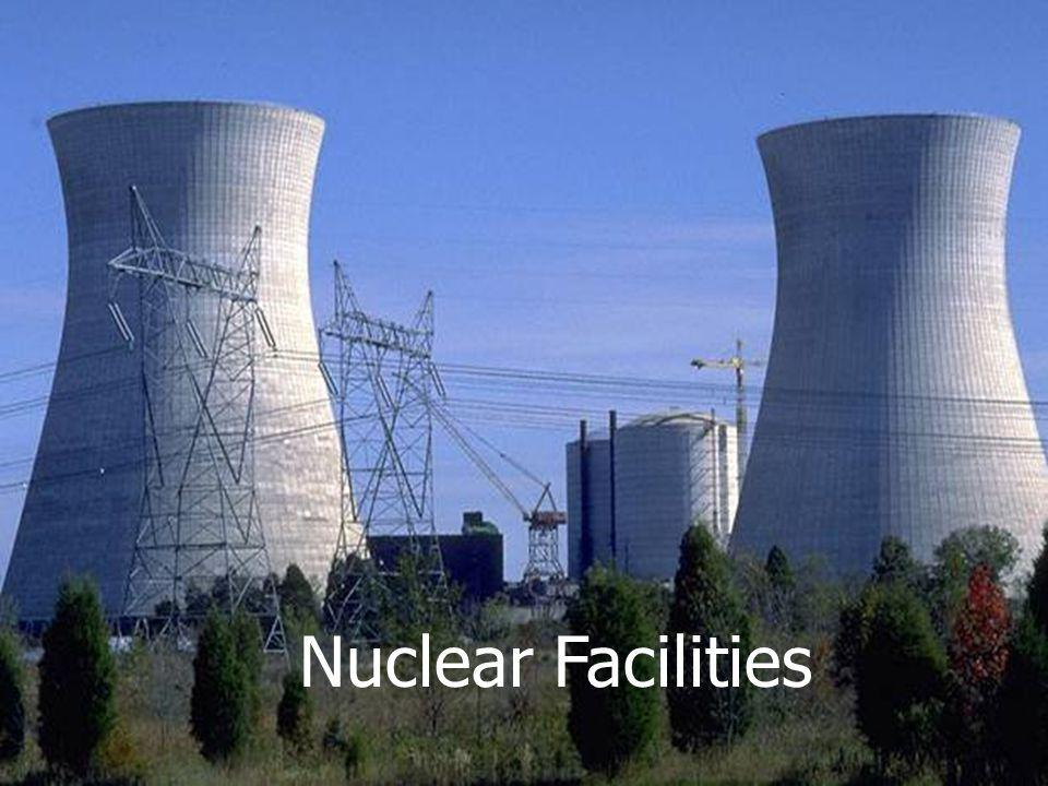 24 Nuclear Facilities