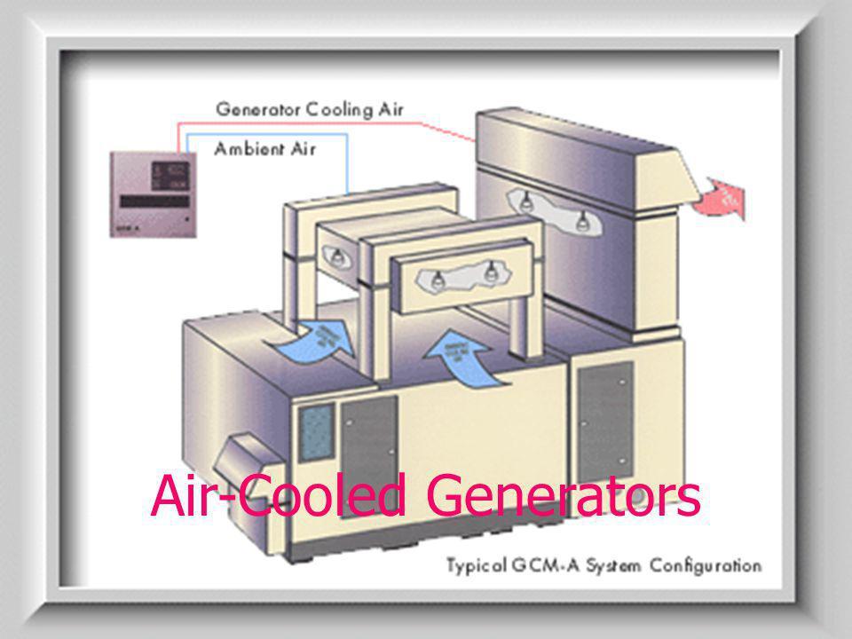 26 Air-Cooled Generators