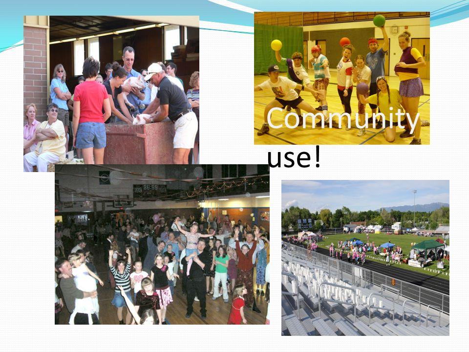 Community use!