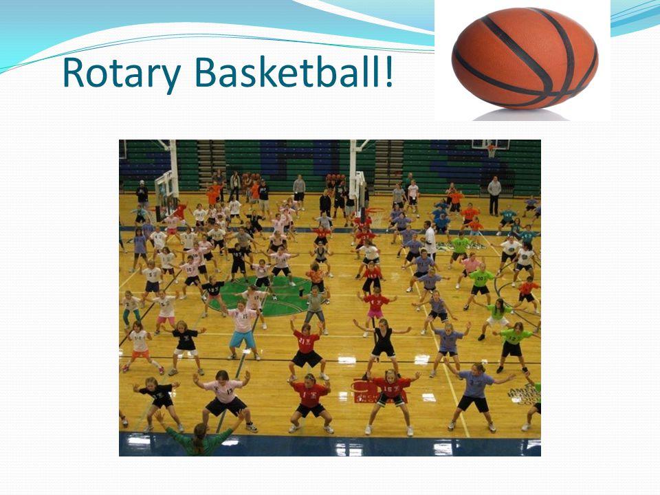 Rotary Basketball!