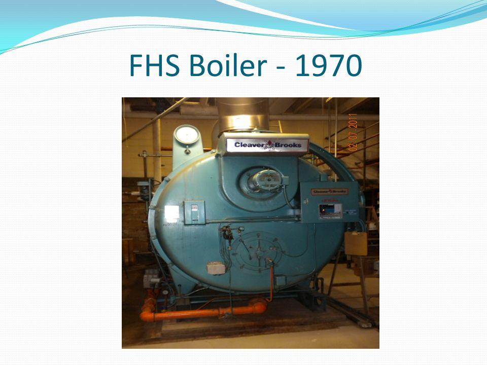 FHS Boiler - 1970