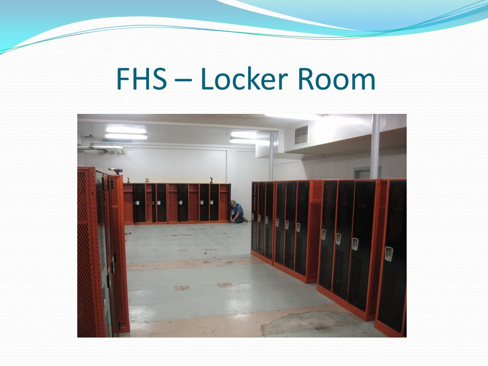 FHS – Locker Room