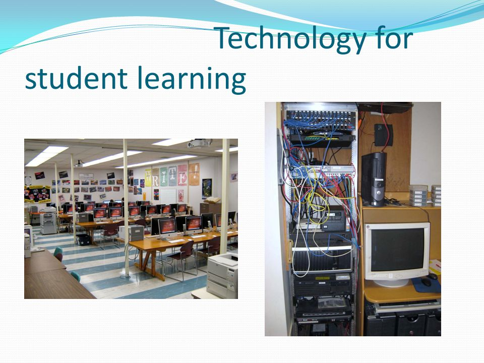 Technology for student learning