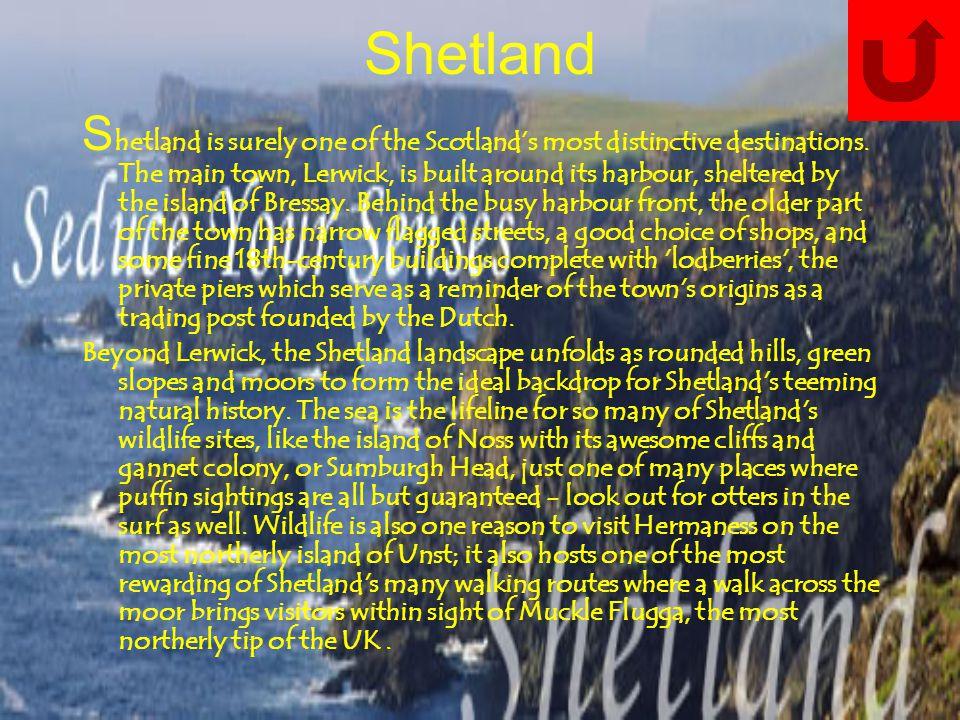 Aberdeen and Grampian Highlands