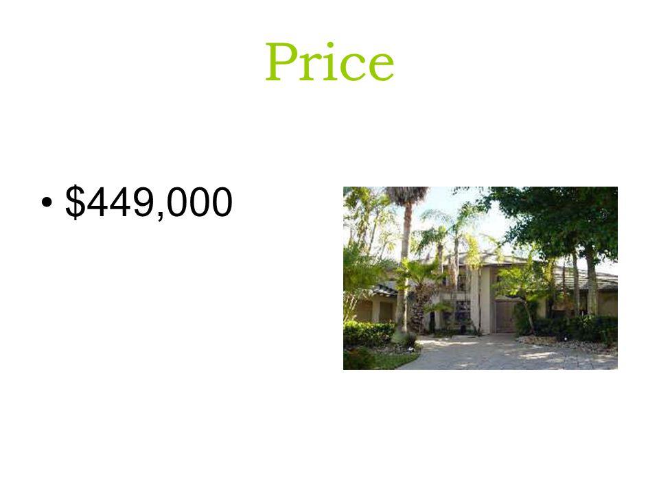 Price $449,000