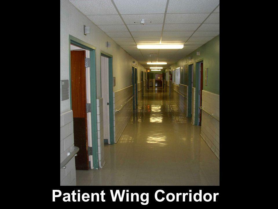 Patient Wing Corridor