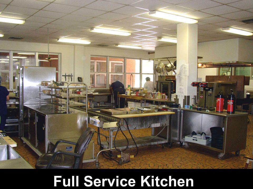 Full Service Kitchen