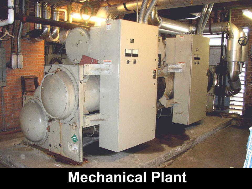 Mechanical Plant