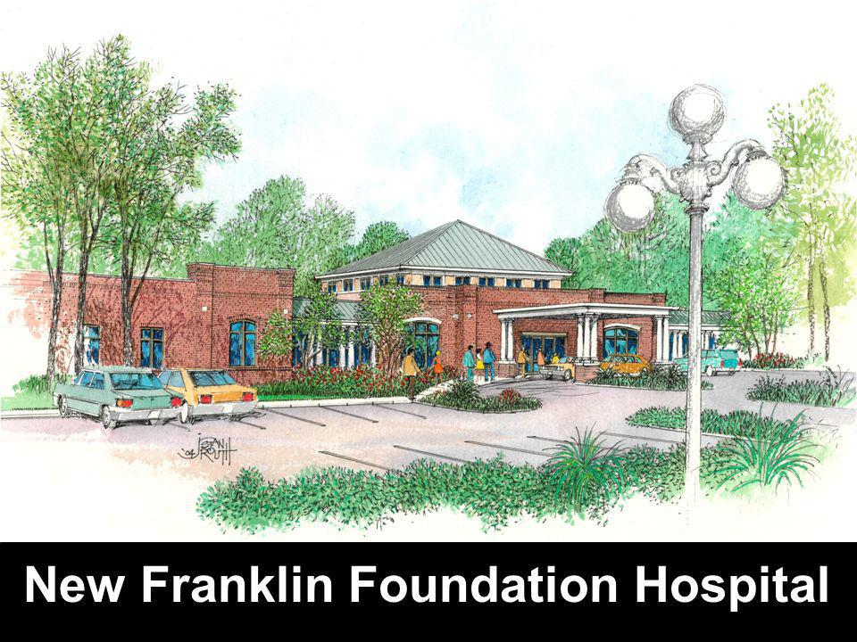 New Franklin Foundation Hospital