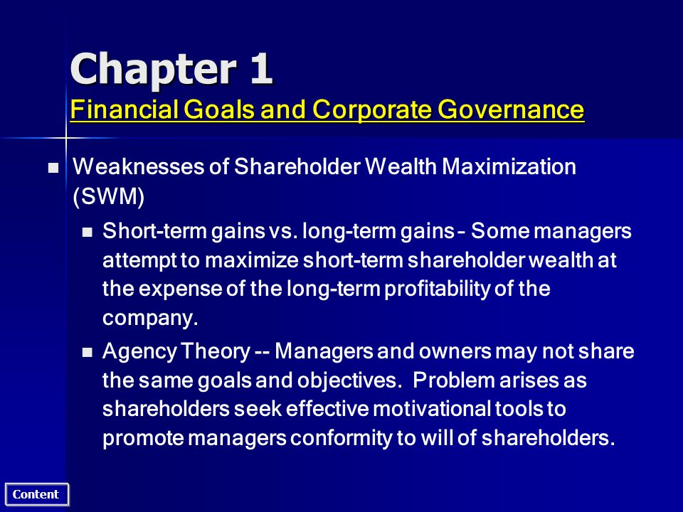 Content Foreign Direct Investment Chapter 15 Limitations of Comparative Advantage Because of the givens of the theory, the reality is that governments do interfere and pure free trade does not exist in all areas.