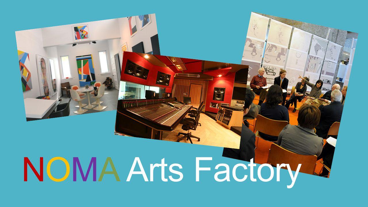 NOMA Arts Factory