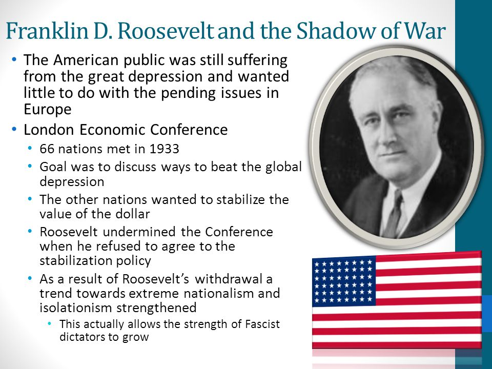 Franklin D.Roosevelt and the Shadow of War Atlantic Charter (Aug.