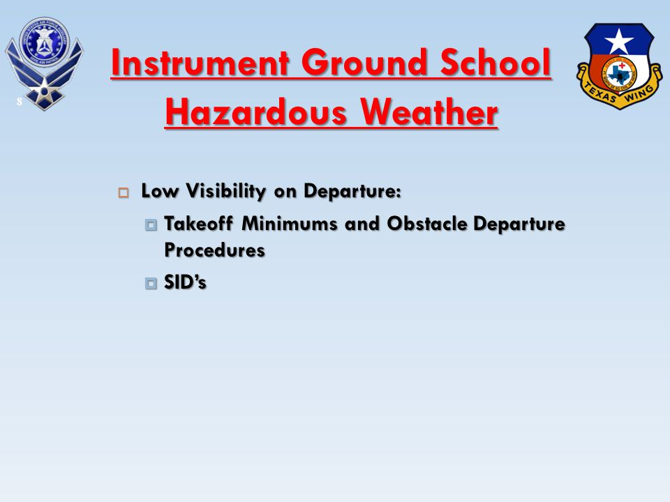 Thunderstorms Resources Thunderstorms Resources Aviation Weather, Chap.