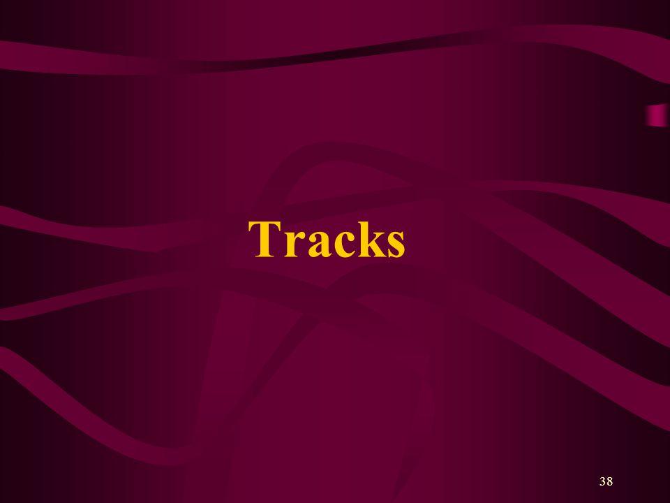 38 Tracks