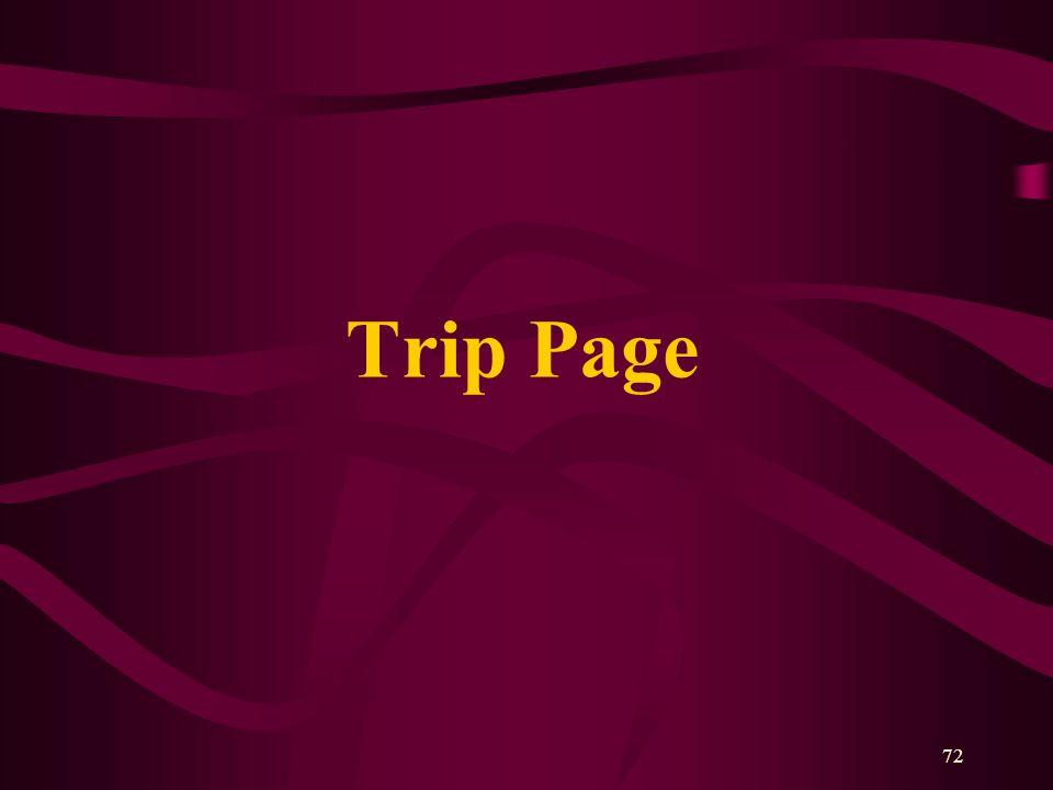 72 Trip Page
