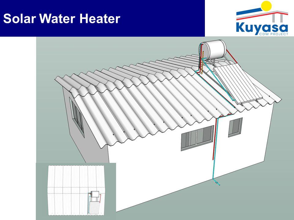 4 Solar Water Heater